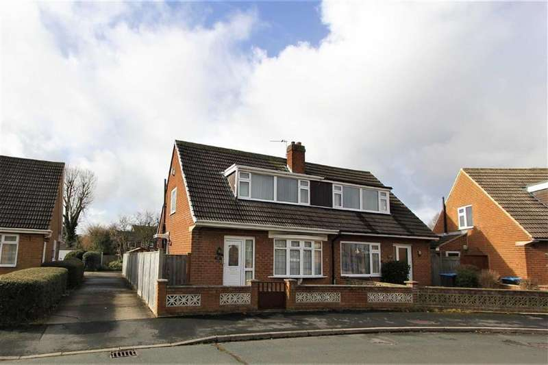 2 Bedrooms Semi Detached House for sale in Marwood Drive, Great Ayton
