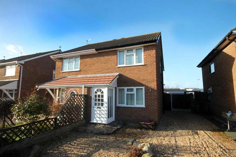2 Bedrooms Semi Detached House for sale in Folkestone Road, Southport