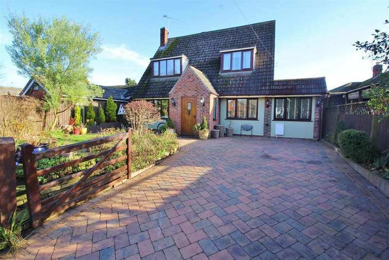4 Bedrooms Detached House for sale in Dark Lane, Bingham, Nottingham