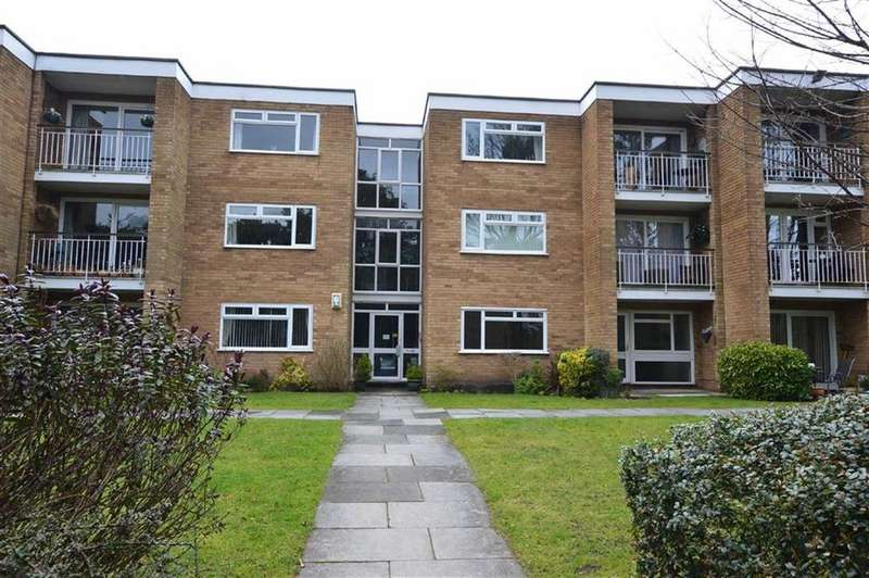2 Bedrooms Apartment Flat for sale in Charlton Court, Brancote Road, Oxton, CH43