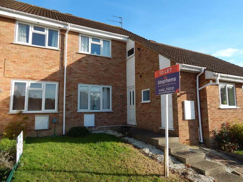 3 Bedrooms Terraced House for rent in Chase Hill Road, Arlesey SG15