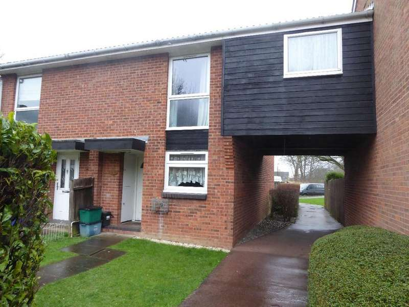 3 Bedrooms Terraced House for sale in Ladygrove, Pixton Way, Forestdale, CR0 9LR
