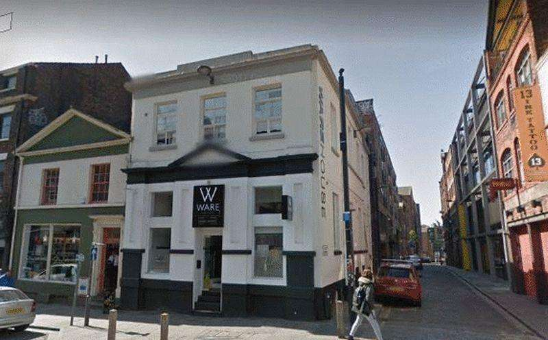 5 Bedrooms Apartment Flat for sale in 18a Slater Street, Liverpool