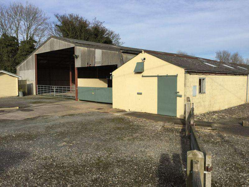 Land Commercial for sale in The Chestnuts Farm, Orby Lot 1