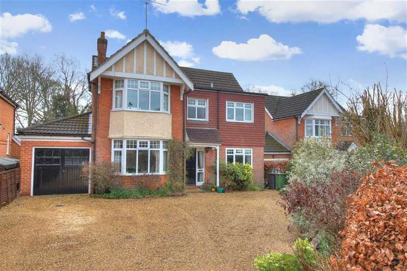 4 Bedrooms Detached House for sale in Kingsway, Hiltingbury, Chanders Ford, Hampshire
