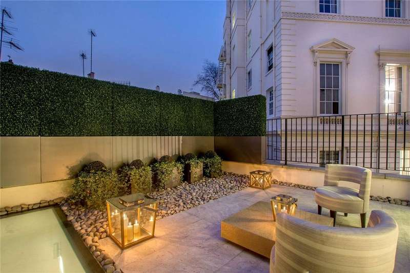6 Bedrooms End Of Terrace House for rent in Chapel Street, London, SW1X