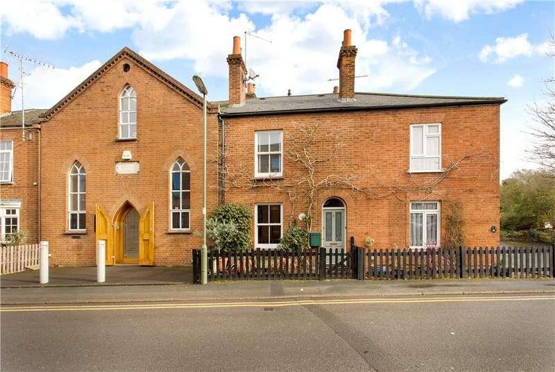 3 Bedrooms Terraced House for sale in Ebenezer Terrace, Cedar Road, Cobham, Surrey, KT11