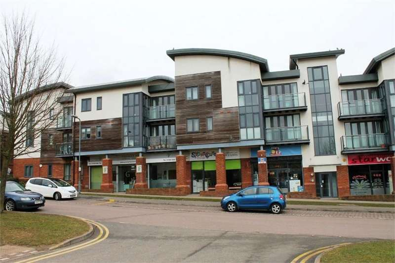 1 Bedroom Flat for sale in Grange Farm, MILTON KEYNES, Buckinghamshire