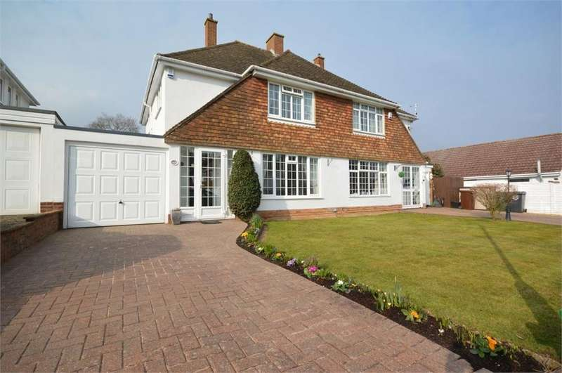 3 Bedrooms Semi Detached House for sale in Ferndene, New Barn