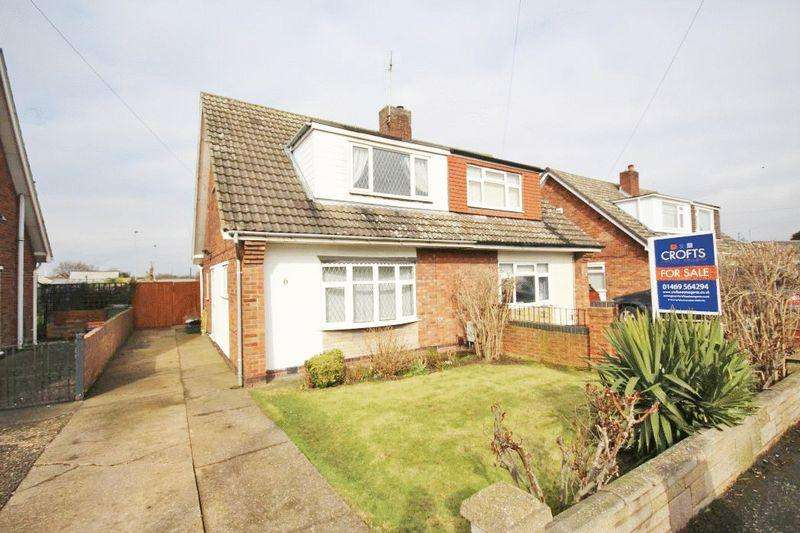 3 Bedrooms Semi Detached House for sale in ASHTREE CLOSE, IMMINGHAM