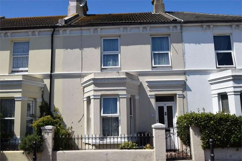 3 Bedrooms Terraced House for sale in Calverley Road, Little Chelsea, East Sussex