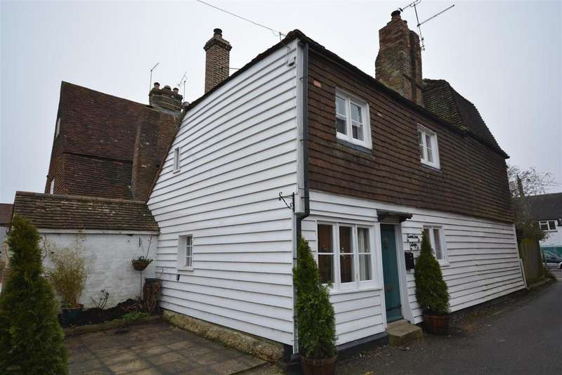 2 Bedrooms Semi Detached House for sale in Burwash, Etchingham