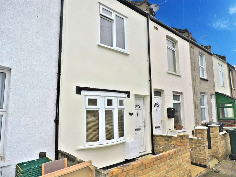 2 Bedrooms Terraced House for sale in Bayly Rd , Dartford, Kent, DA1 1UZ