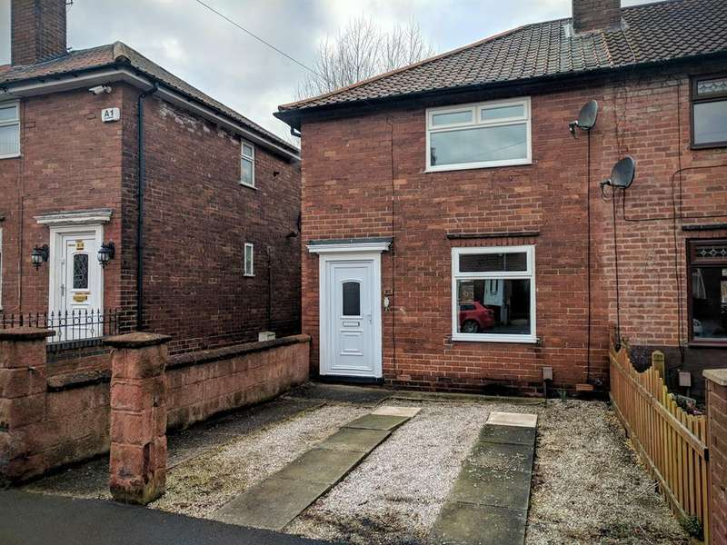 2 Bedrooms Terraced House for sale in Mather Ave , Runcorn, Halton, WA7 4JJ
