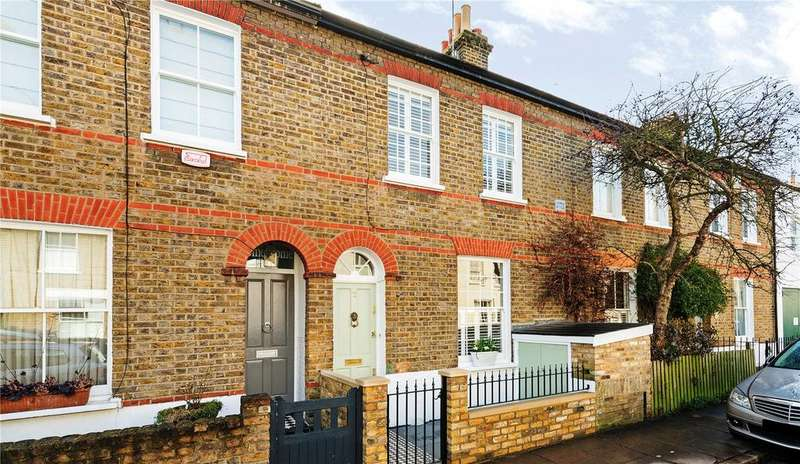 4 Bedrooms Terraced House for sale in Archway Street, Barnes, London, SW13
