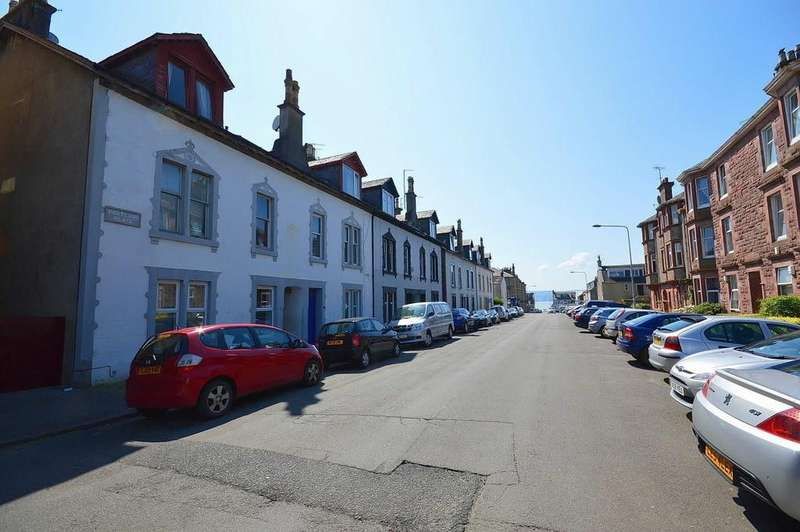 2 Bedrooms Flat for sale in John Street, Helensburgh G82 8XL