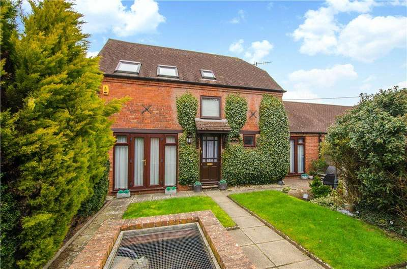 3 Bedrooms Terraced House for sale in Hill Farm, Inkberrow, Worcester, Worcestershire, WR7