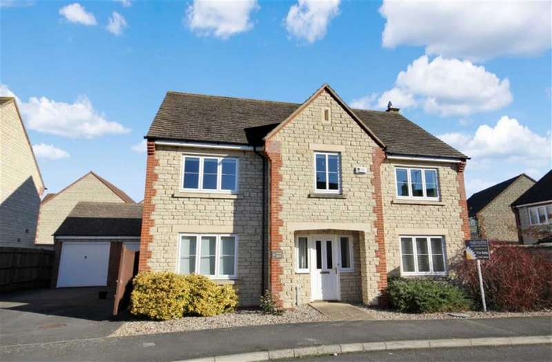 4 Bedrooms Detached House for sale in Farm Piece, Stanford In The Vale, Oxfordshire