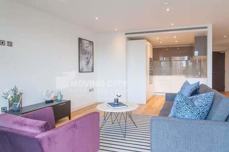 1 Bedroom Flat for sale in Palace View,1 Lambeth High Street, SE1