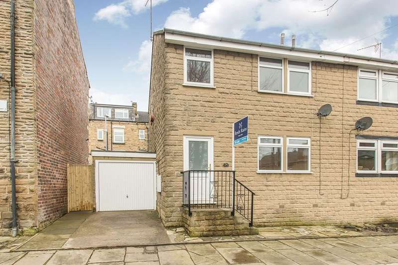 3 Bedrooms Semi Detached House for rent in Bright Street, East Ardsley, Wakefield, WF3