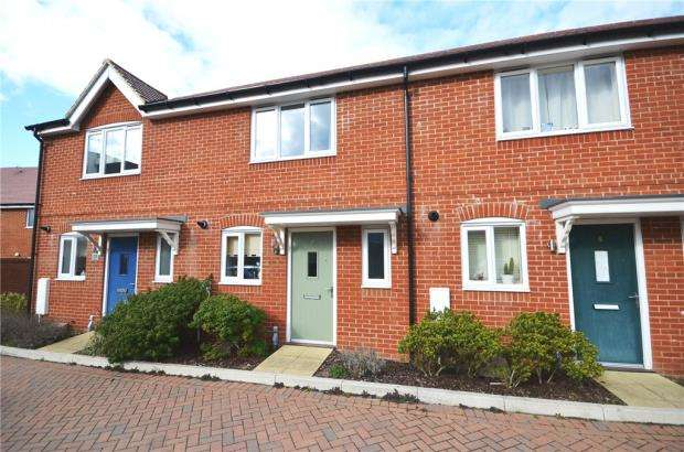 2 Bedrooms Terraced House for sale in Sambar Grove, Three Mile Cross, Reading