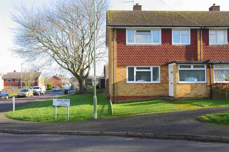 3 Bedrooms End Of Terrace House for sale in Woodlands, Overton