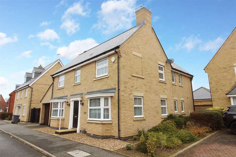 4 Bedrooms Detached House for sale in Bull Drive, Kesgrave