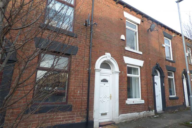 2 Bedrooms Terraced House for sale in Ripponden Street, Watersheddings, Oldham, Greater Manchester, OL1