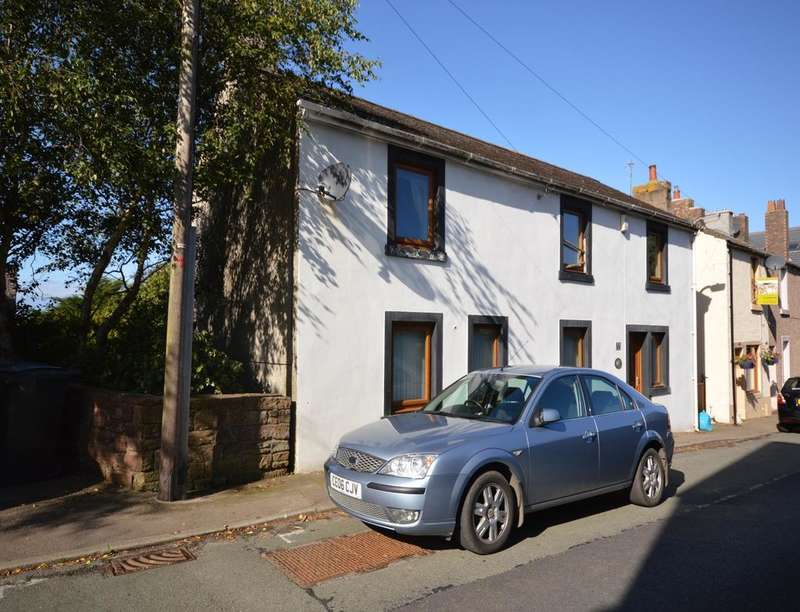 4 Bedrooms Detached House for sale in Main Street, St. Bees, CA27