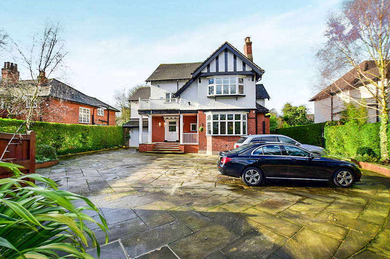 6 Bedrooms Detached House for sale in Bramhall Lane, Davenport, Stockport, SK3
