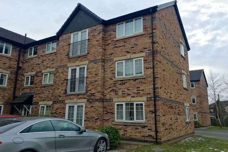 2 Bedrooms Flat for sale in George Street, Ashton-In-Makerfield, Wigan, WN4