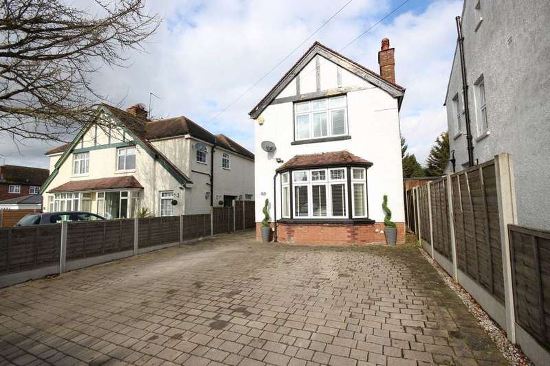 3 Bedrooms Detached House for sale in LOOSE