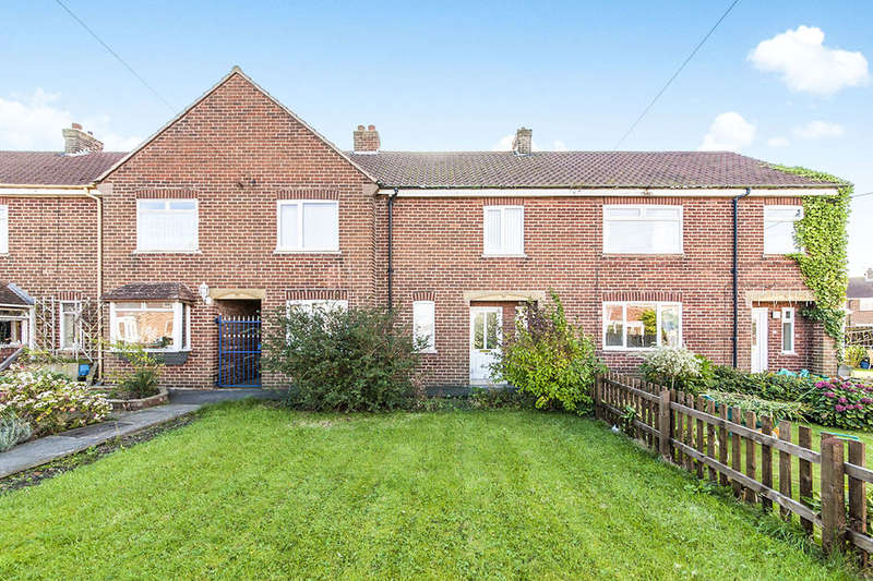 3 Bedrooms Semi Detached House for sale in Hird Road, Yarm, TS15
