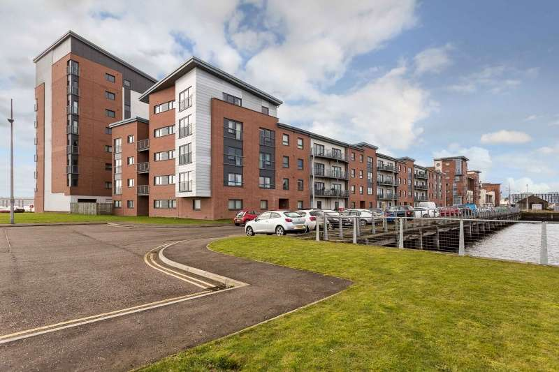2 Bedrooms Flat for sale in South Victoria Dock Road, Dundee, DD1 3BF