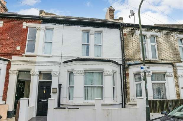 4 Bedrooms Terraced House for sale in Finborough Road, London