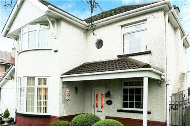 3 Bedrooms Detached House for sale in Burton Avenue, Lancaster, Lancashire