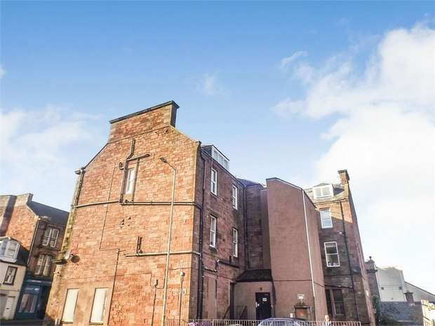 2 Bedrooms Flat for sale in Catherine Street, Arbroath, Angus
