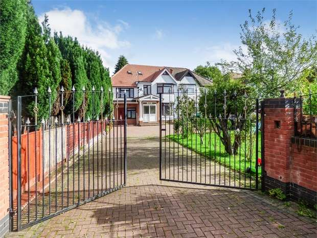 8 Bedrooms Semi Detached House for sale in Springfield Road, Kings Heath, Birmingham, West Midlands