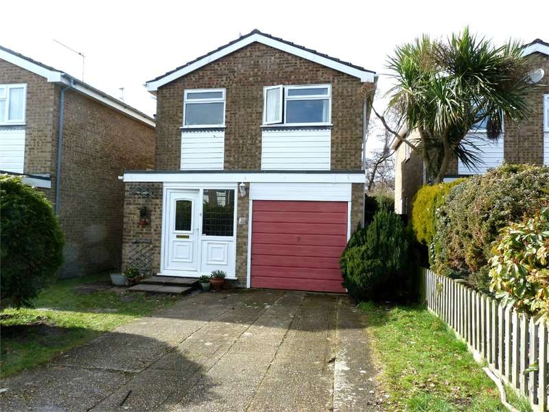 3 Bedrooms Detached House for sale in Priory View Road, Burton, CHRISTCHURCH, Dorset
