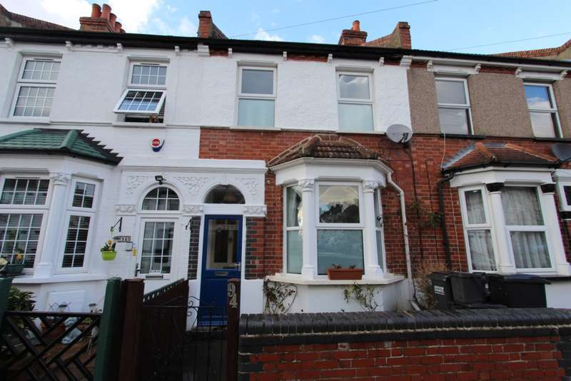 3 Bedrooms House for sale in Dalmally Road, Croydon, CR0