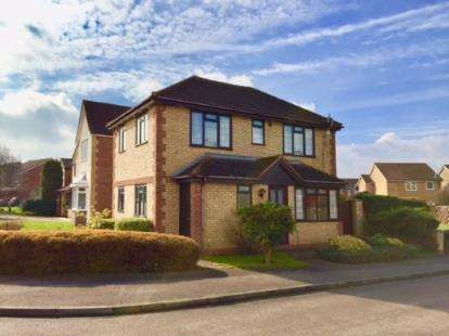 3 Bedrooms Detached House for sale in Salisbury Road, Flitwick, Bedford, Bedfordshire