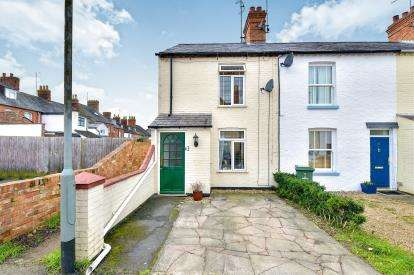 2 Bedrooms End Of Terrace House for sale in Queen Street, Stony Stratford, Milton Keynes, Bucks