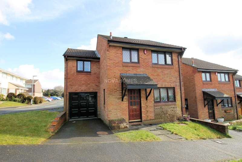 4 Bedrooms Detached House for sale in Long Park Drive, Woolwell, PL6 7QE