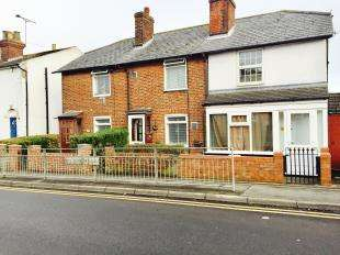 2 Bedrooms End Of Terrace House for sale in Kingsnorth Road, Ashford, Kent, .