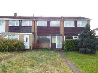 3 Bedrooms Terraced House for sale in Buckingham Avenue, Hucknall, Nottingham, Nottinghamshire