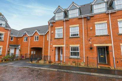 3 Bedrooms End Of Terrace House for sale in Bucklow Gardens, Lymm, Warrington, Cheshire