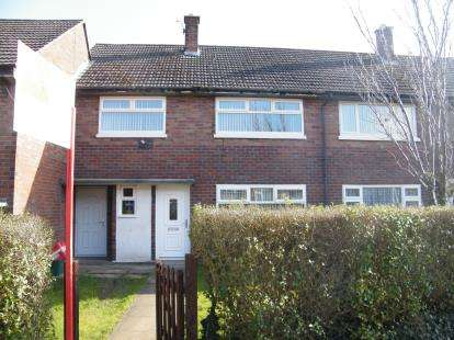 3 Bedrooms Terraced House for sale in Brindley Avenue, Cheshire, Winsford, England