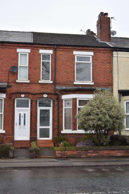 3 Bedrooms Terraced House for sale in Manchester Road, Warrington, Cheshire