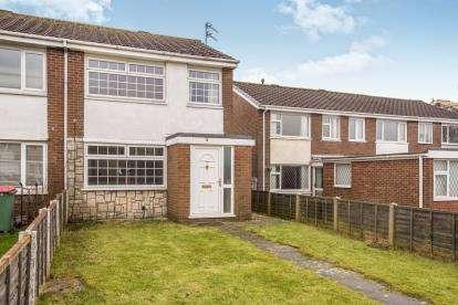 3 Bedrooms Semi Detached House for sale in Eastbourne Close, Ingol, Preston, Lancashire