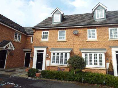3 Bedrooms Terraced House for sale in Hickory Close, Newton-Le-Willows, Merseyside